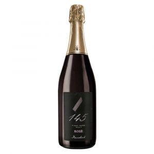 145 Rosè Pinot Nero Metodo Classico Oltrepò Pavese DOCG - Manuelina