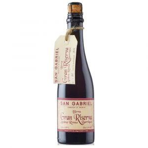 Birra artigianale Gran Riserva Barrique Ambra Rossa 0,375 lt – San Gabriel