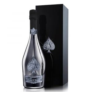Champagne Blanc de Noirs Astucciato – Armand de Brignac
