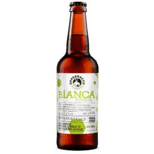 Birra Bianca Piperita Blanche 0,75 lt – Opperbacco