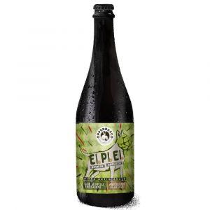 Birra Ambrata EiPiEi APA 0,33 lt – Opperbacco