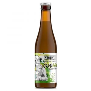 Birra Bionda Granapa APA 0,75 lt – Bibibir