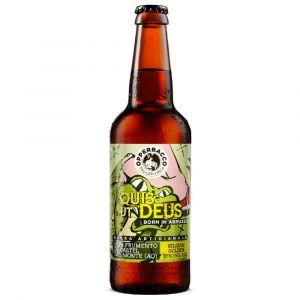 Birra Bionda Quis ut Deus Belgian Strong Ale 0,33 lt – Opperbacco