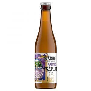 Birra Bionda Vedo Triplo Tripel 0,33 lt – Bibibir