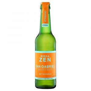 Birra artigianale ZEN 0,33 lt – San Gabriel