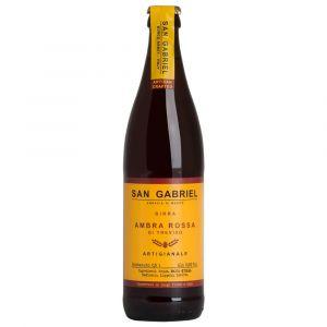 Birra artigianale Ambra Rossa di Treviso 0,5 lt – San Gabriel