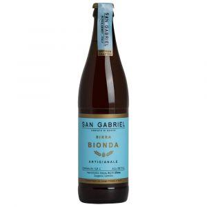Birra artigianale Bionda 0,5 lt – San Gabriel