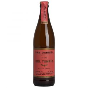Birra artigianale del Tempio Blanche 0,5 lt – San Gabriel