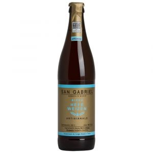 Birra artigianale Hefe Weizen 0,5 lt – San Gabriel