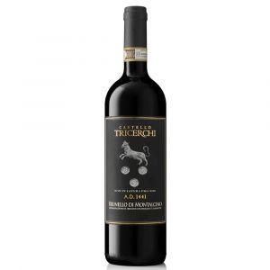 Brunello di Montalcino A.D. 1441 DOCG MAGNUM 1,5 lt Cassa Legno 2016 – Castello Tricerchi