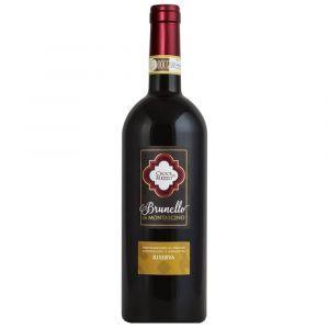Brunello di Montalcino DOCG Riserva MAGNUM 1,5 lt Cassa Legno 2010 – Croce di Mezzo