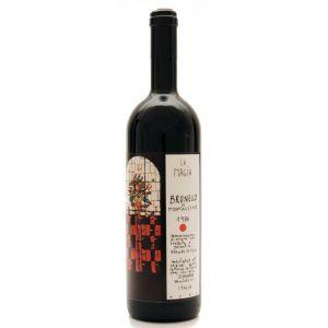 Brunello di Montalcino DOCG Etichetta Hoke 1986 – La Magia