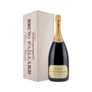 Champagne Brut Première Cuvèe JEROBOAM 3,0 lt Cassa Legno - Bruno Paillard