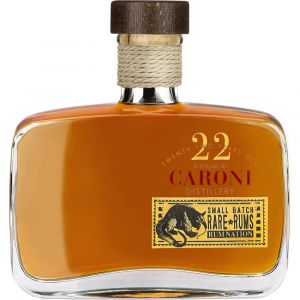 Rum Caroni 22 anni 1998 Bottled 2020 Sherry Finish Decanter 50 cl – Rum Nation