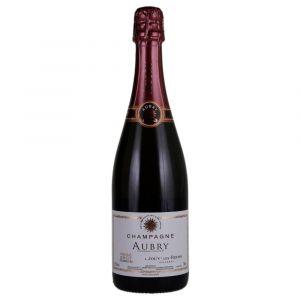 Champagne Rosè Premier Cru - Aubry