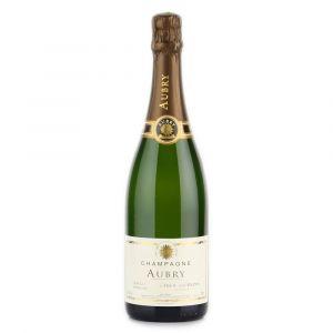 Champagne Brut Premier Cru - Aubry