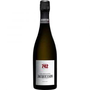 Champagne Extra Brut Cuvèe 742 - Jacquesson