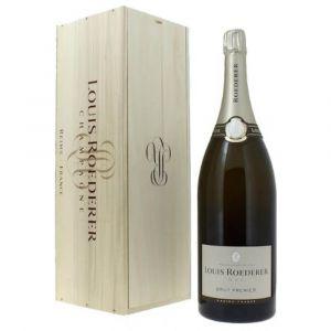 Champagne Brut Premier MATHUSALEM 6,0 lt Cassa Legno - Louis Roederer