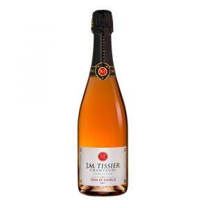 Champagne Brut Rosè Eden de Roselis – Tissier