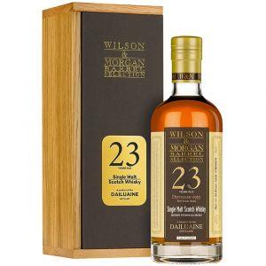 Whisky Dailuaine 23 anni Sherry Finish Oloroso distillato 1999 imbottigliato 2020 Astucciato - Wilson & Morgan