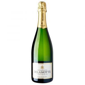 Champagne Blanc de Blancs - Delamotte