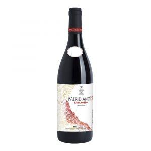 Etna Rosso DOC Biologico Prephilloxera Meridiano 15 - Marchese delle Saline