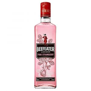Gin Beefeater Pink Strawberry London Dry 0,7 lt – Beefeater