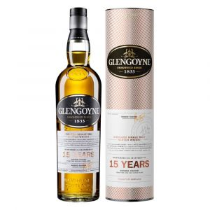 Whisky Highland Single Malt 15 anni Astucciato – Glengoyne