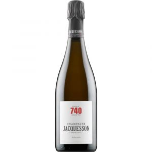 Champagne Extra Brut Cuvèe 740 - Jacquesson