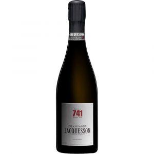 Champagne Extra Brut Cuvèe 741 - Jacquesson