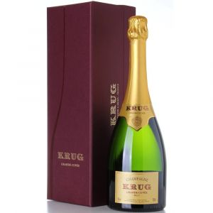 Champagne Krug Grande Cuvèe Astucciato 168ème Edition - Krug