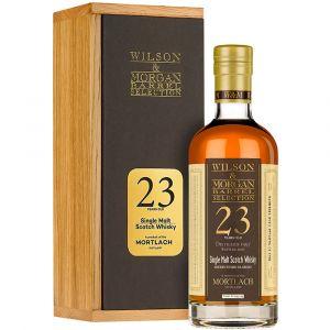 Whisky Mortlach 23 anni Sherry Finish Oloroso distillato 1987 imbottigliato 2020 Astucciato - Wilson & Morgan