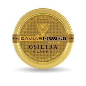 Caviale Osietra Classic - Caviar Giaveri