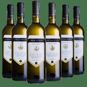 Degustazione 6 bt Bianchi - Cantine Capitani