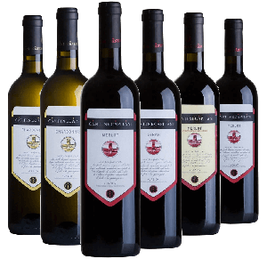 Degustazione 6 bt Lazio - Cantine Capitani