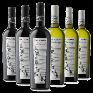 Degustazione 6 bt Veneto - Paladin