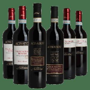 Degustazione 6 bt Valpolicella - Accordini Stefano