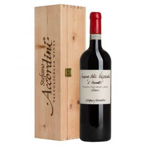 Amarone della Valpolicella Classico DOCG Il Fornetto MAGNUM 1,5 lt Cassa Legno 2012 - Accordini Stefano