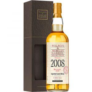 Whisky Caol Ila distillato 2008 imbottigliato 2020 Quercus Alba Astucciato - Wilson & Morgan