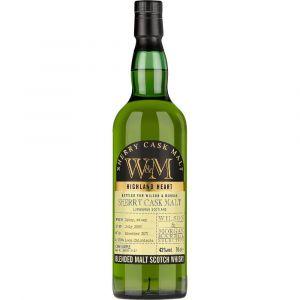 Whisky Sherry Cask Malt Single Highland Malt – Wilson & Morgan