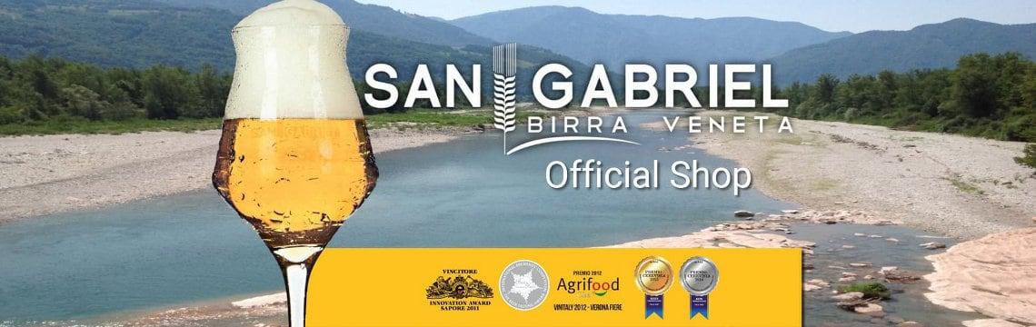 Shop ufficiale della Birrificio San Gabriel